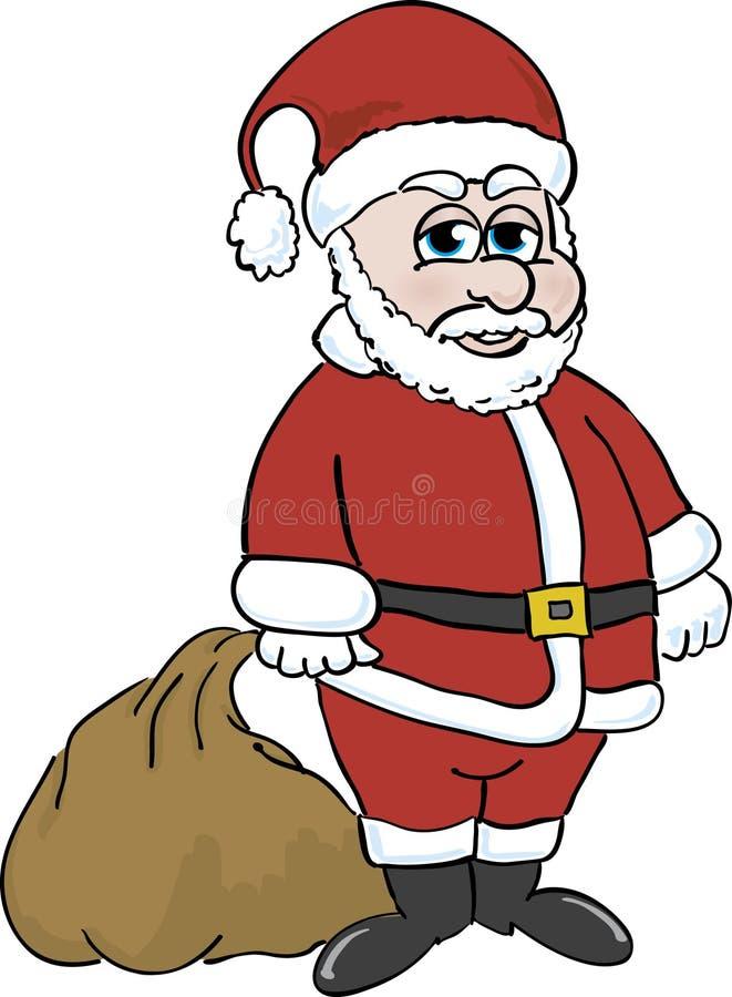клаузула santa бесплатная иллюстрация