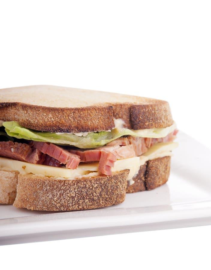 Клейковина освобождает сандвич стоковые фотографии rf