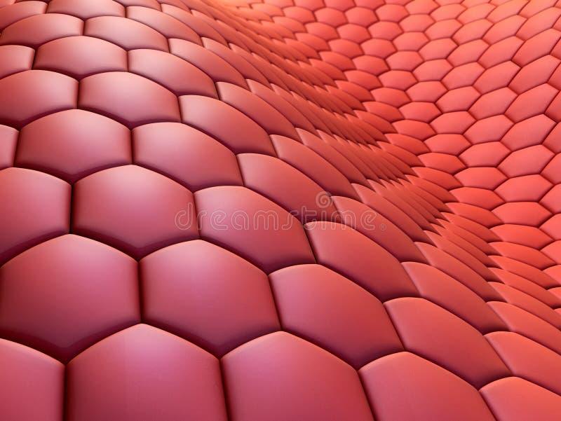 клетки иллюстрация вектора