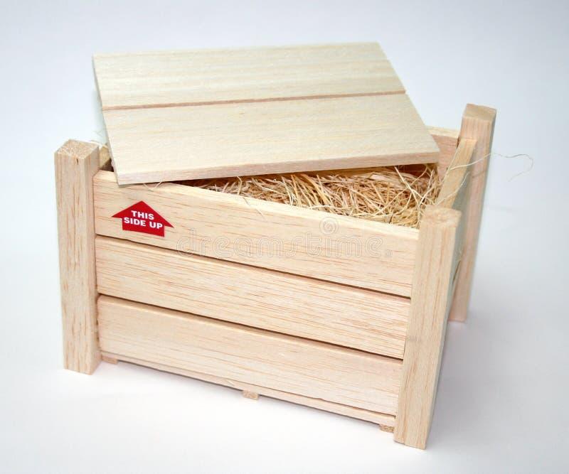 клеть деревянная стоковое изображение rf