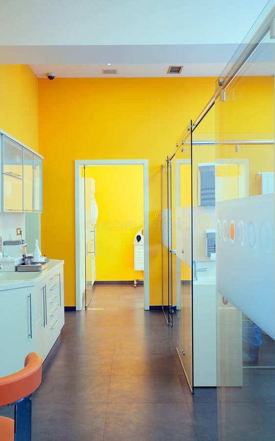 клиника зубоврачебная стоковая фотография rf