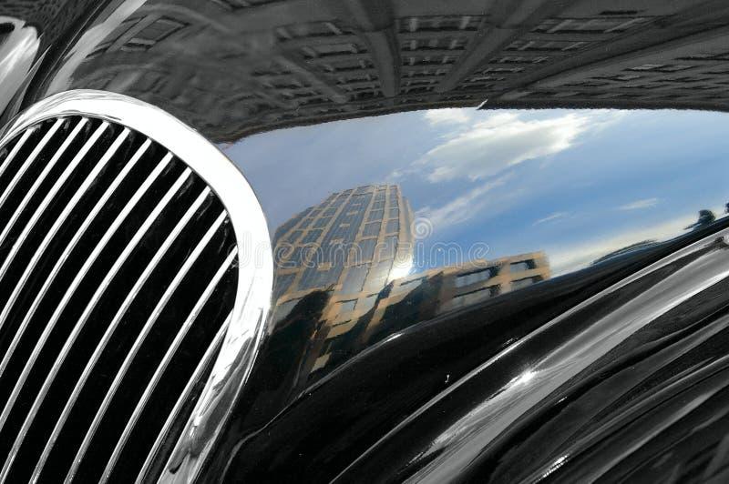 клобук автомобиля стоковое фото rf