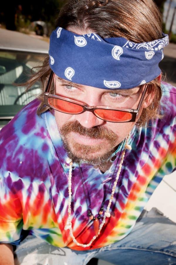 клобук hippie автомобиля стоковые изображения