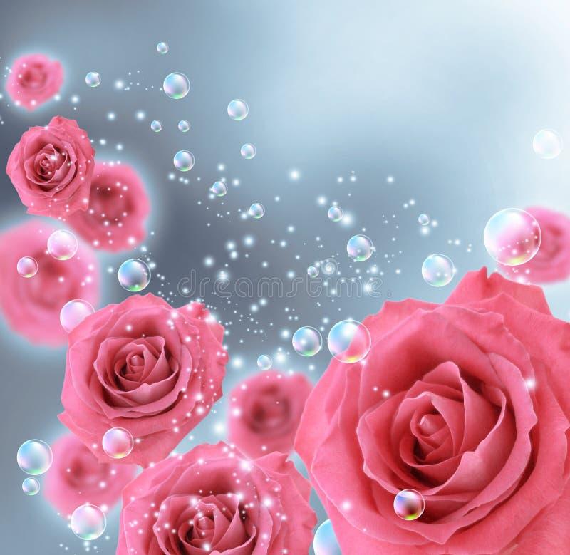 клокочут розы бесплатная иллюстрация