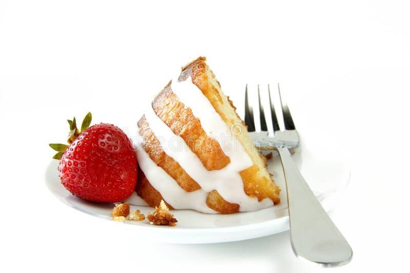 клубники торта стоковые фотографии rf