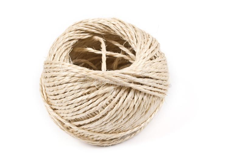 Клубок веревочки стоковые фото