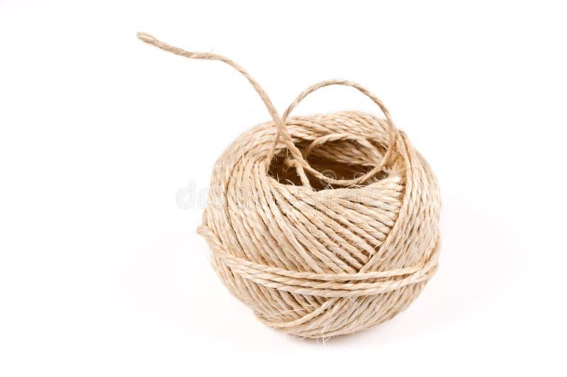 Клубок веревочки стоковая фотография