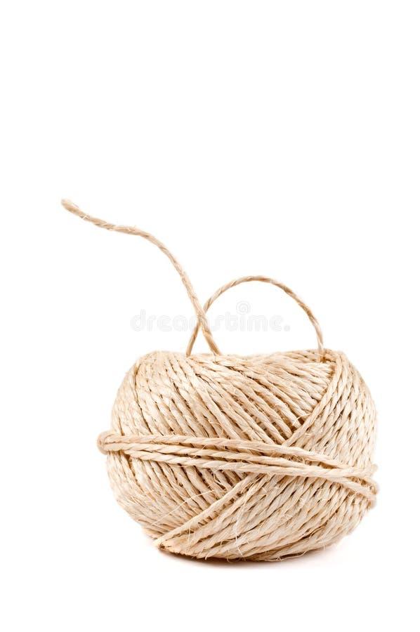 Клубок веревочки стоковое изображение