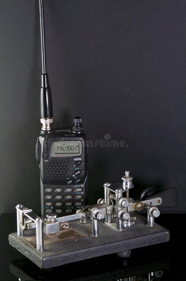 ключевое радио стоковые изображения rf