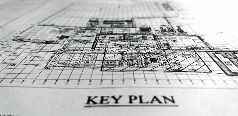 Ключевой план стоковое изображение rf