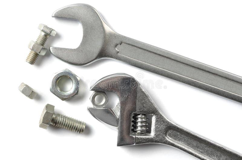 ключи винтов стоковое фото