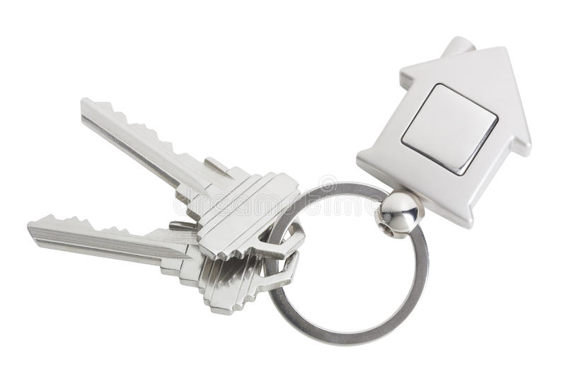 ключи дома стоковое фото rf