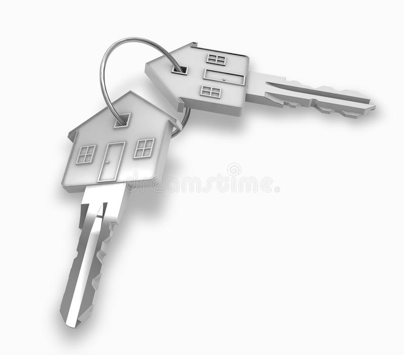 ключи дома бесплатная иллюстрация