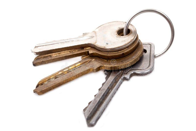 ключи пука стоковая фотография
