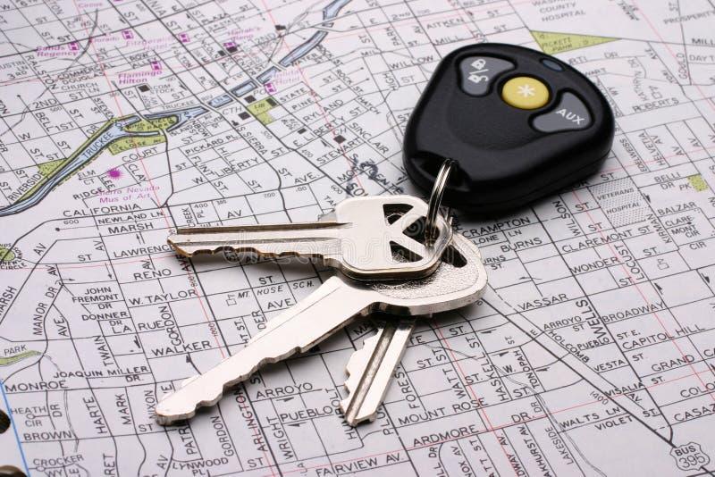ключи amp стоковое фото