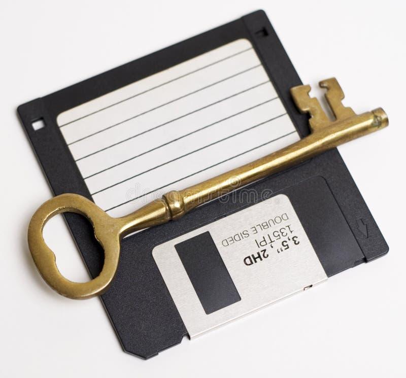ключ данных стоковое фото rf