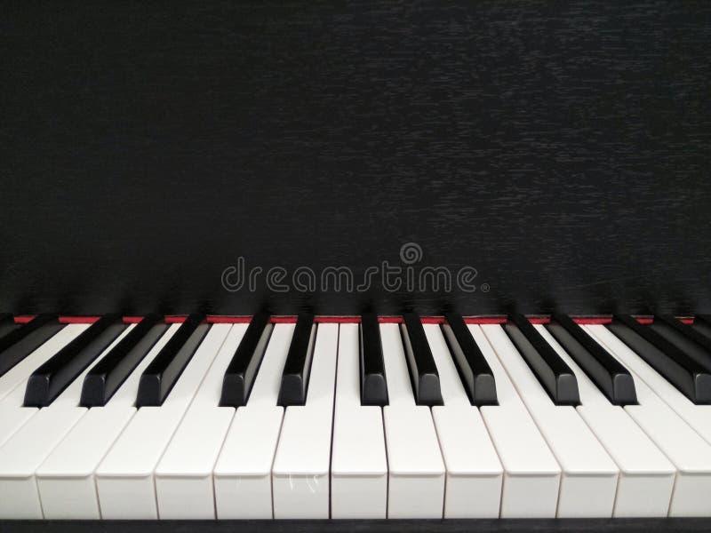 Ключ прессы рояля стоковое фото