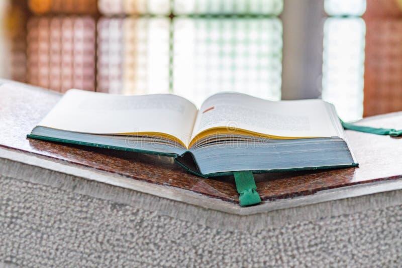 Книга Евангелия стоковые фото