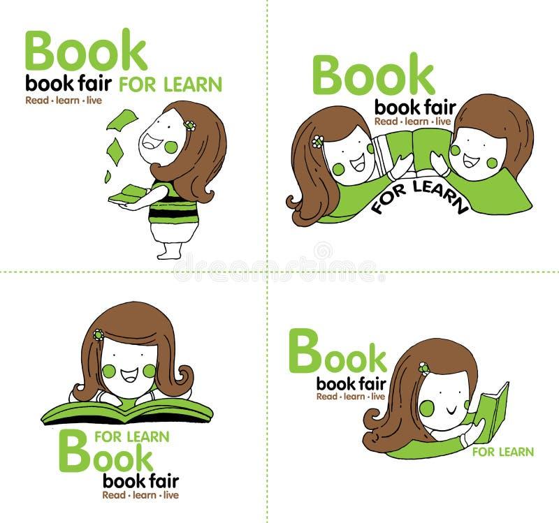 Книга детей стоковая фотография rf