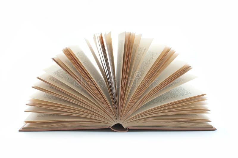 книга открытая стоковое изображение rf
