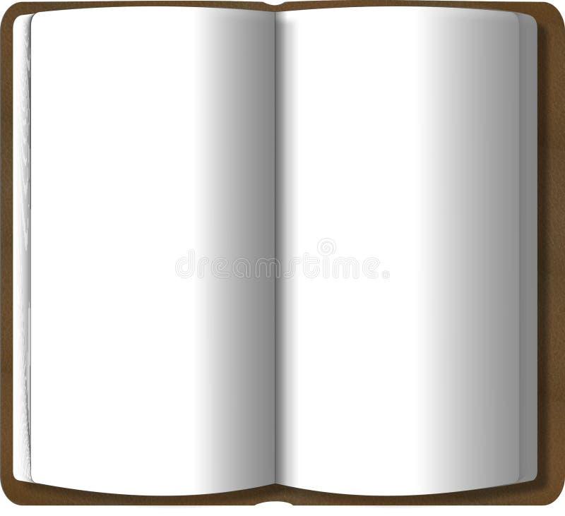 книга открытая иллюстрация вектора