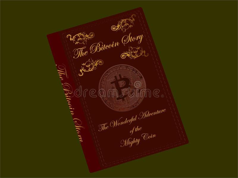 Книга Bitcoin бесплатная иллюстрация