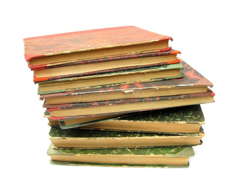 Книги книги старые стоковое фото