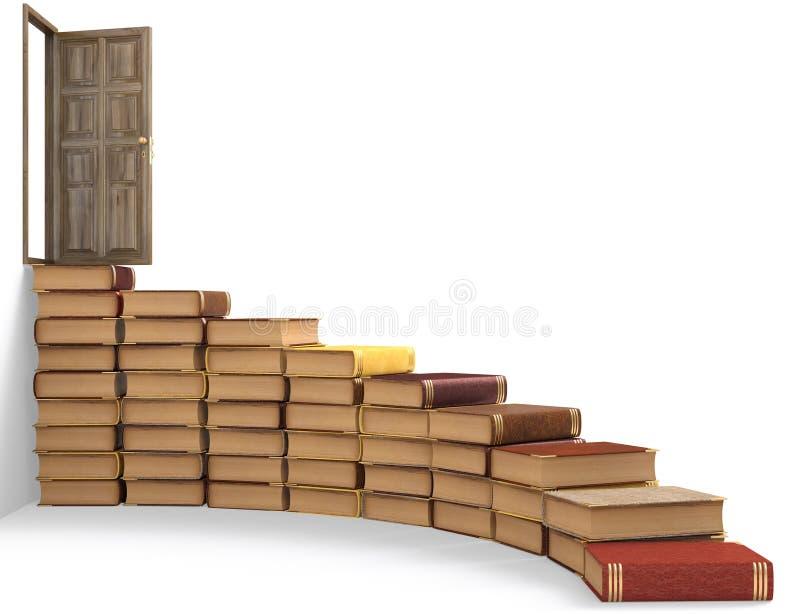 книги иллюстрация штока