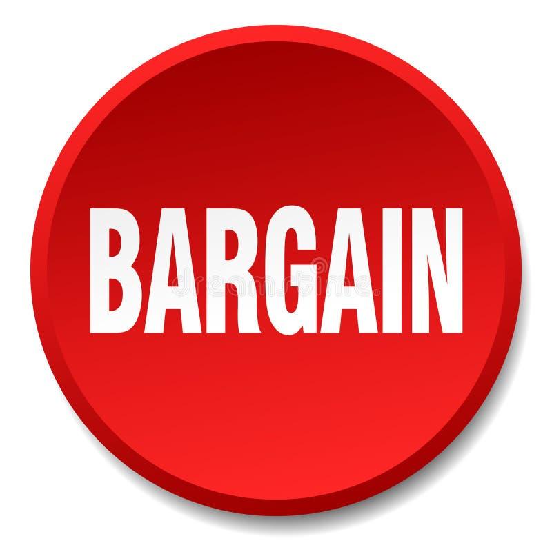 кнопка торговой сделки бесплатная иллюстрация