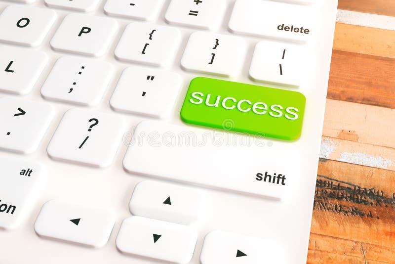 Кнопка успеха иллюстрация штока