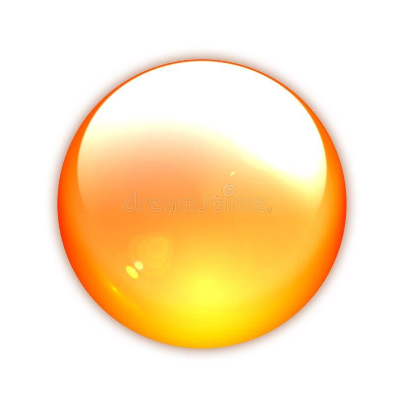 кнопка aqua иллюстрация штока
