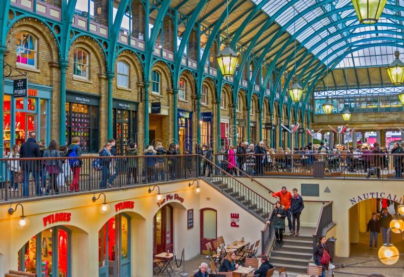 Ковент Гарден, Лондон, Англия стоковые изображения rf