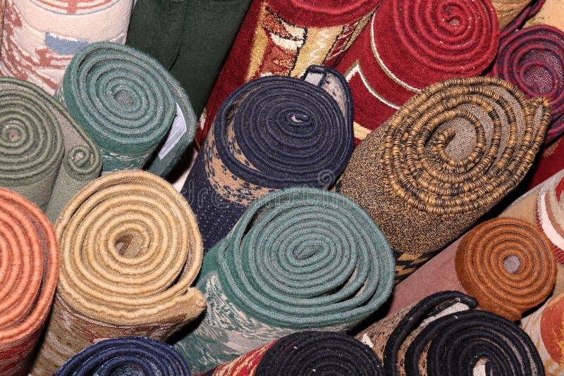 ковры стоковое фото rf