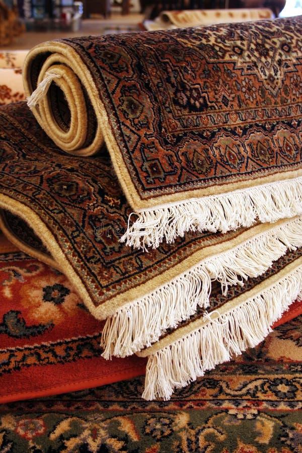 ковры стоковые фотографии rf