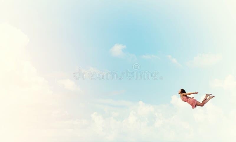 Когда вы молоды и свободны стоковая фотография rf