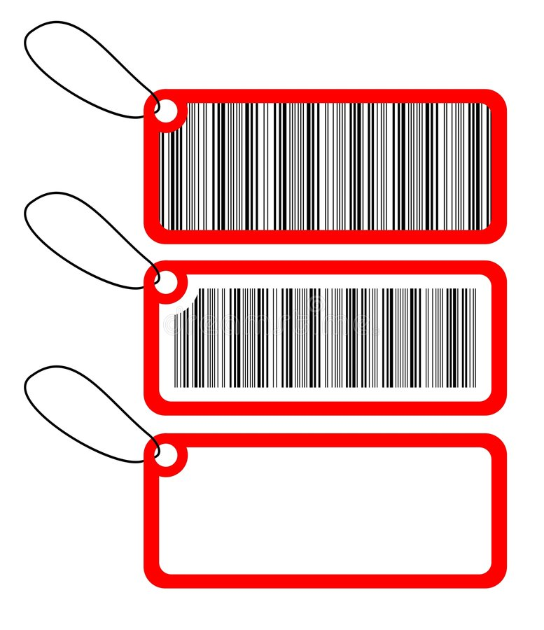 код штриховой маркировки маркирует острословие 3 бесплатная иллюстрация