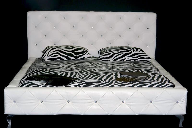 кожа кровати стоковые фото