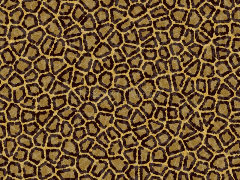 Download кожа леопарда иллюстрация штока. иллюстрации насчитывающей художничества - 495302
