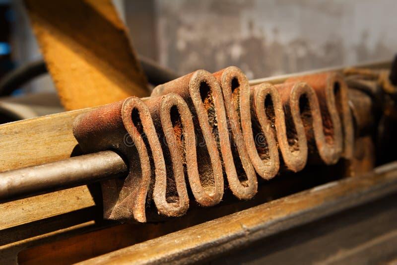кожа craftwork стоковая фотография