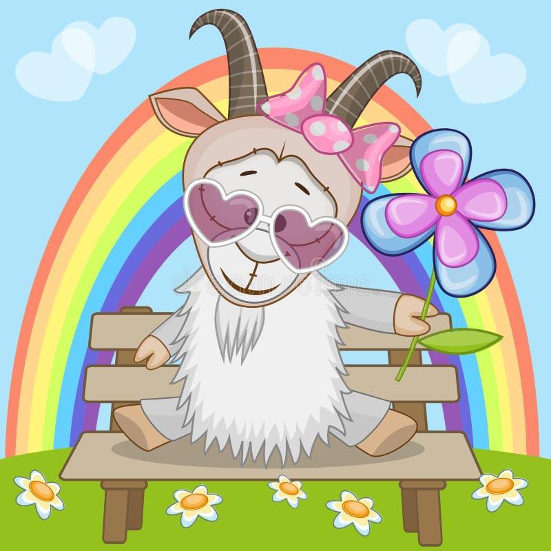 дает открытка веселые козы своей личной жизни