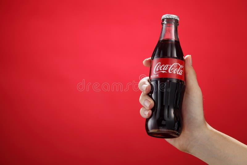 Кока-кола стоковая фотография