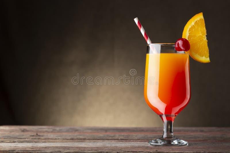 Коктеил восхода солнца Tequila стоковая фотография rf