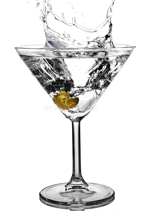 коктеил готовый стоковое изображение