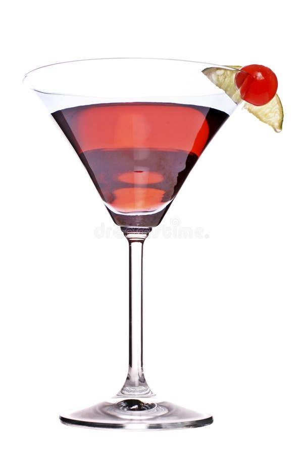 коктеил bacardi стоковая фотография