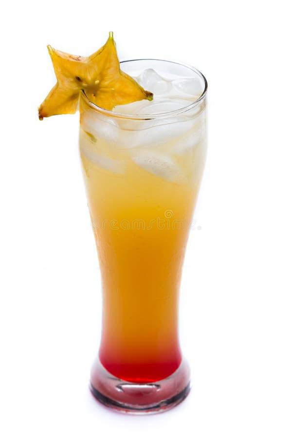 Коктеил восхода солнца Tequila стоковая фотография