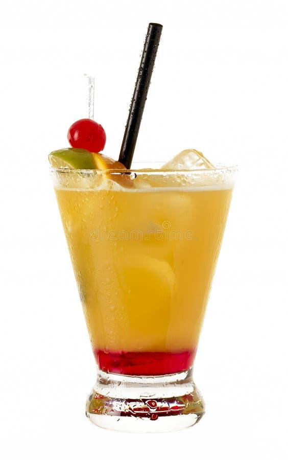 Download Коктеил питья Mai Tai стоковое фото. изображение насчитывающей коктеил - 33726872