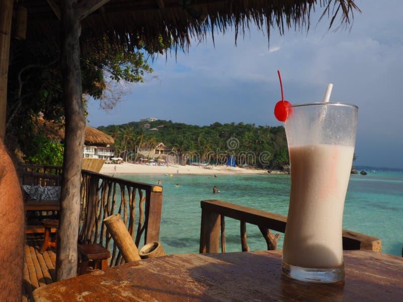 Коктеиль кокоса стоковые фото