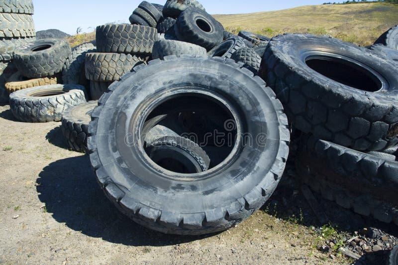 колеса кладбища стоковое фото rf