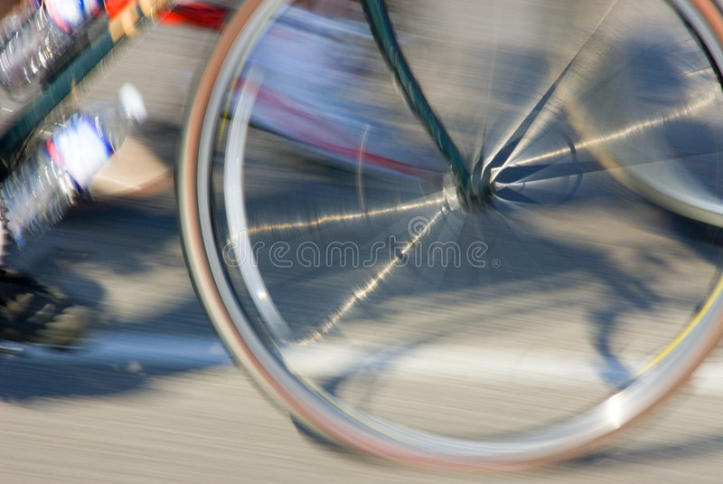 колесо велосипеда стоковое изображение rf