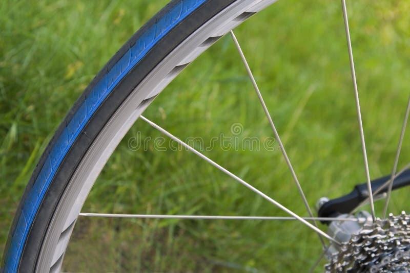 колесо велосипеда стоковое фото